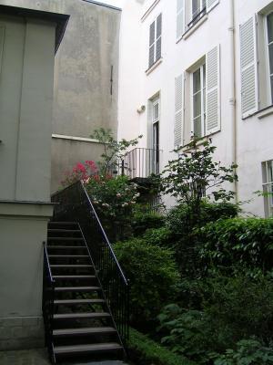 Paris 1er Arrondissement Musée National Eugène Delacroix