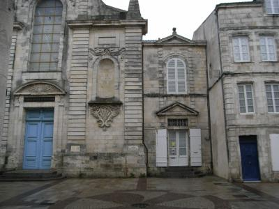 Angoulins Musée Protestant