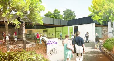 Les Plans Musée Régional de Préhistoire