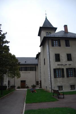 Sainte Hélène du Lac Musée Savoisien