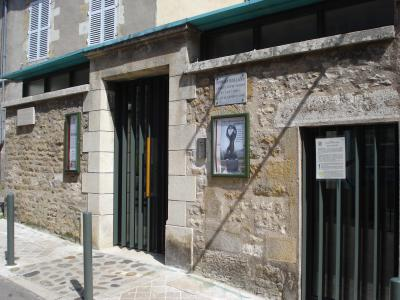 Tharoiseau Musée Zervos