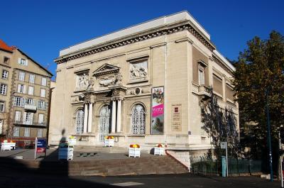 Montaigut le Blanc Musée d'Archéologie Bargoin
