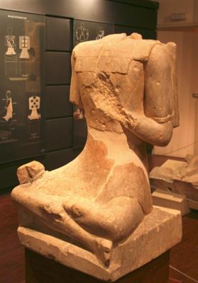 Marseille 16e Arrondissement Musée d'Archéologie Méditerranéenne