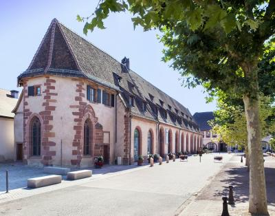 Garrebourg Musée de Bouxwiller et du Pays de Hanau