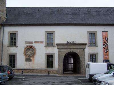 Pont Croix Musée de Morlaix