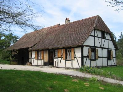Vellerot lès Vercel Musée de Plein Air des Maisons Comtoises