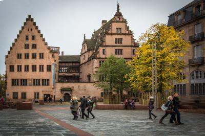 Strasbourg Musée de l'Œuvre Notre-Dame