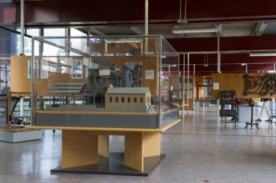 Jarville la Malgrange Musée de l'Histoire du Fer