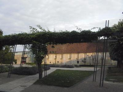 Saint Août Musée de l'Hospice Saint-Roch