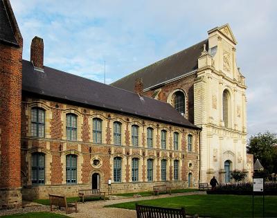 Saint Aubert Musée de la Chartreuse
