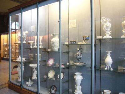 Aixe sur Vienne Musée de la Porcelaine Adrien Dubouché