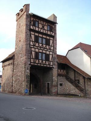 Goldbach Altenbach Musée de la Porte de Thann