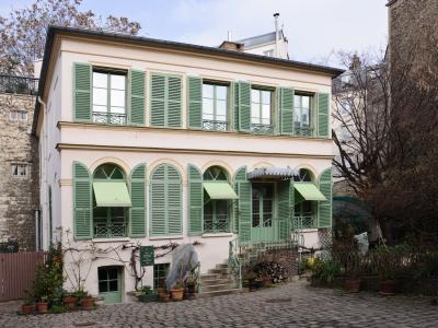 Paris 9e Arrondissement Musée de la Vie Romantique