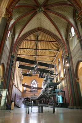 Rodelle Musée des Arts et Métiers