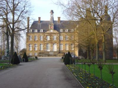 La Lande de Lougé Musée du Château de Flers