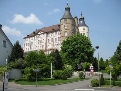 Brognard Musée du Château des Ducs de Wurtemberg