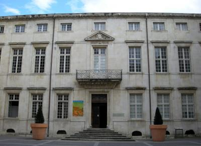 Sainte Anastasie Musée du Vieux Nîmes