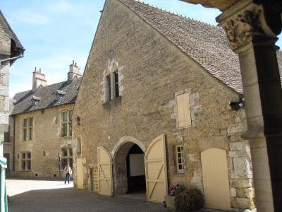 Saint Loup Géanges Musée du Vin de Bourgogne