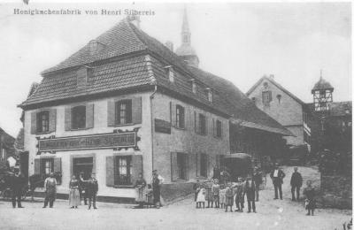 Goxwiller Musée du pain d'épices et de l'art populaire alsacien