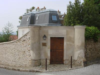 Villiers le Bel Musée jean-Jacques Rousseau