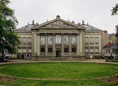 Bouée Muséum d'Histoire Naturelle de Nantes