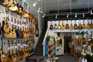 Magasins de Musique, Art et Hobbies Mariol 3 Plan
