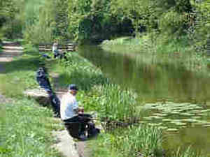 Enfin la Carte Complète des Rivières, étangs, et lacs pour la Pêche de Spicheren et des environs
