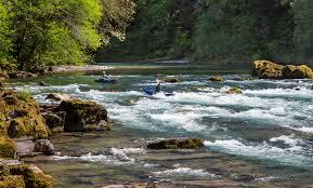 Baignade Rivière Saint Martin en Vercors Lieu de baignade DROME AVAL DIE