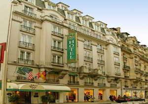 Quality Hotel Haute Normandie