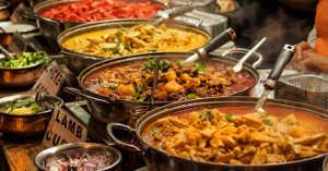 Restaurant Indien Congis sur Thérouanne 77