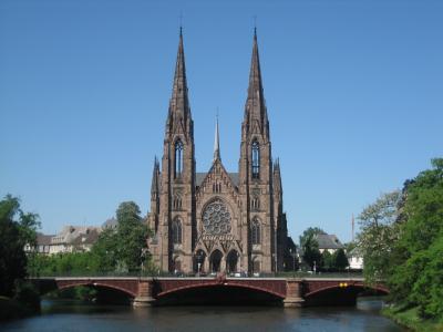 Hipsheim Bateaux promenades de Strasbourg