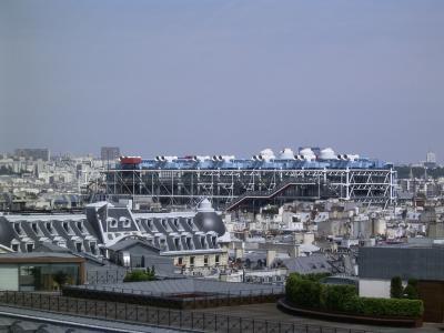 Paris 3e Arrondissement Centre Pompidou
