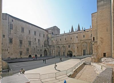 Tavel Palais des Papes