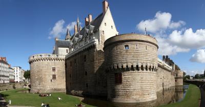 Les Touches Château et musée des Ducs de Bretagne