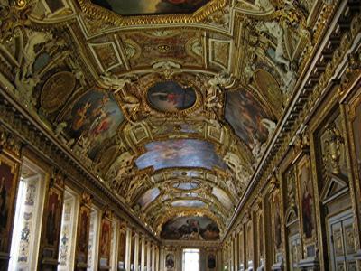 Paris 1er Arrondissement Musée du Louvre