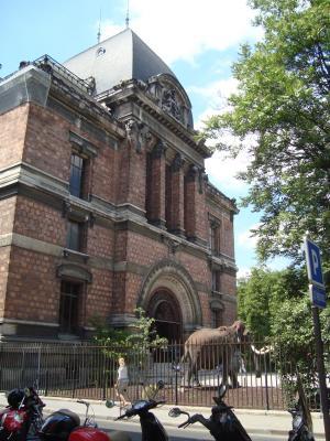 Paris 5e Arrondissement Museum national d'histoire naturelle