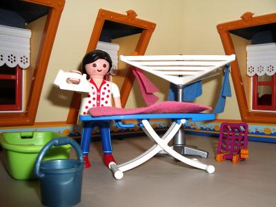 Paray Vieille Poste Playmobil Funpark