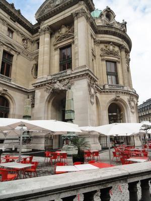 Deuil la Barre Palais Garnier et musée de l'Opéra de Paris