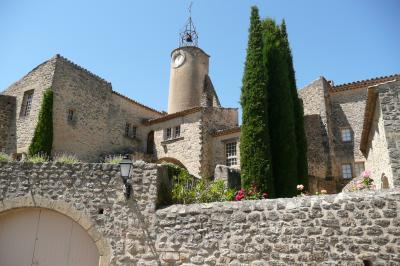 Tourisme Ansouis