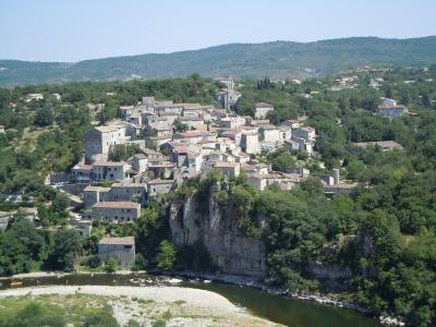 Tourisme Balazuc
