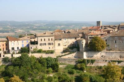 Tourisme Castelnau de Montmiral