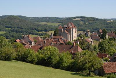 Tourisme Curemonte