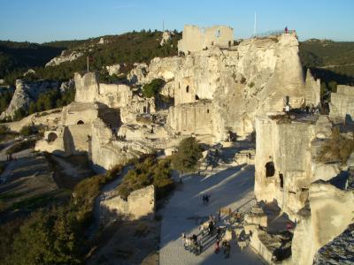 Tourisme Les Baux de Provence