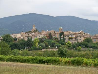 Tourisme Lourmarin