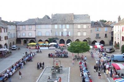 Tourisme Sauveterre de Rouergue