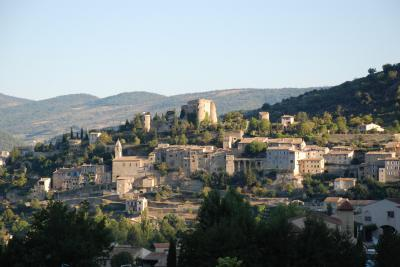 Tourisme Montbrun les Bains