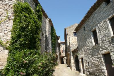 Tourisme Montclus