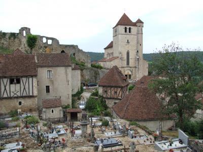Tourisme Saint Cirq Lapopie