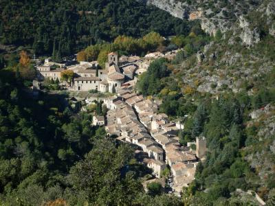 Tourisme Saint Guilhem le Désert