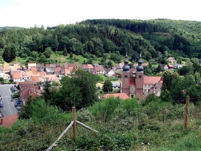 Tourisme Saint Quirin